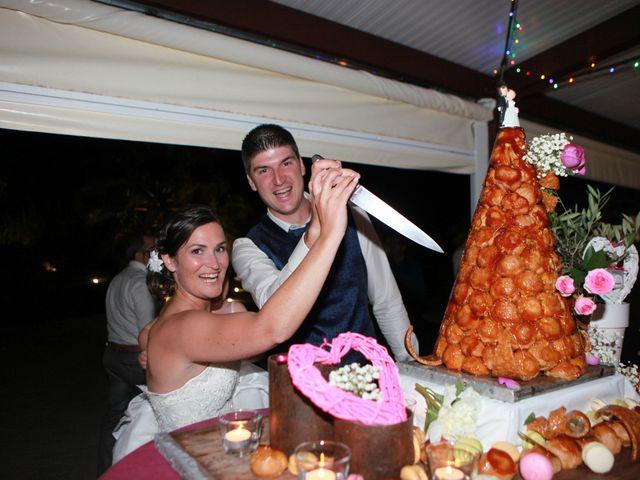 Le mariage de Jeremy et Sarah à Bessan, Hérault 72
