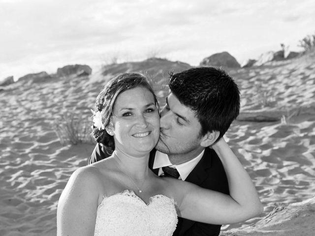 Le mariage de Jeremy et Sarah à Bessan, Hérault 74
