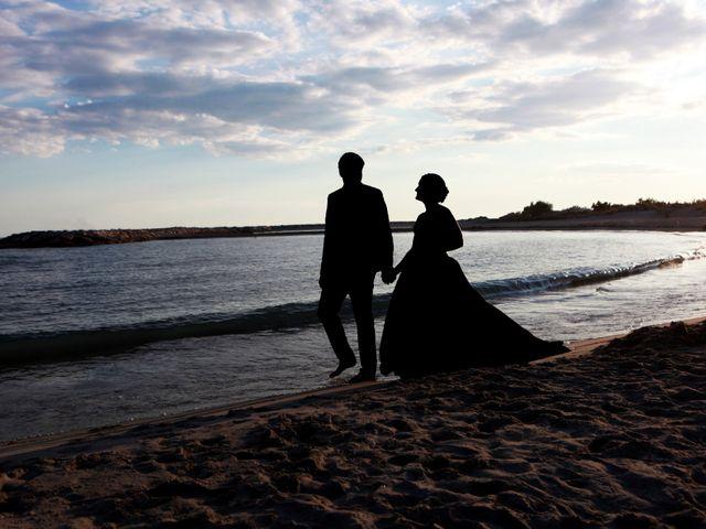Le mariage de Jeremy et Sarah à Bessan, Hérault 77