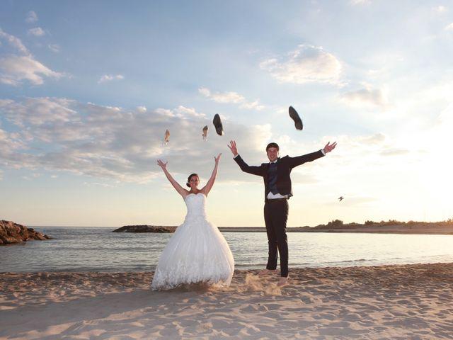 Le mariage de Jeremy et Sarah à Bessan, Hérault 78