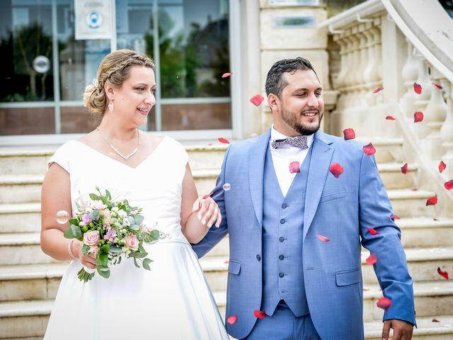Le mariage de Omar et Lorane à Jaunay-Clan, Vienne 14