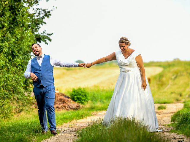 Le mariage de Omar et Lorane à Jaunay-Clan, Vienne 16