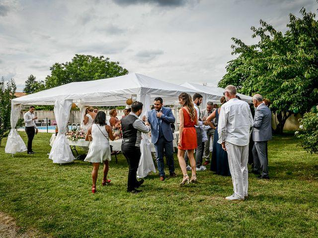 Le mariage de Omar et Lorane à Jaunay-Clan, Vienne 34