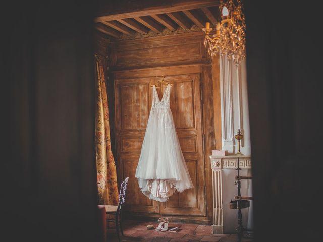 Le mariage de Ned et Laïla à Perreux, Loire 3