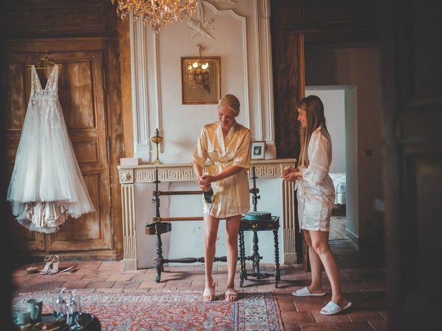 Le mariage de Ned et Laïla à Perreux, Loire 7