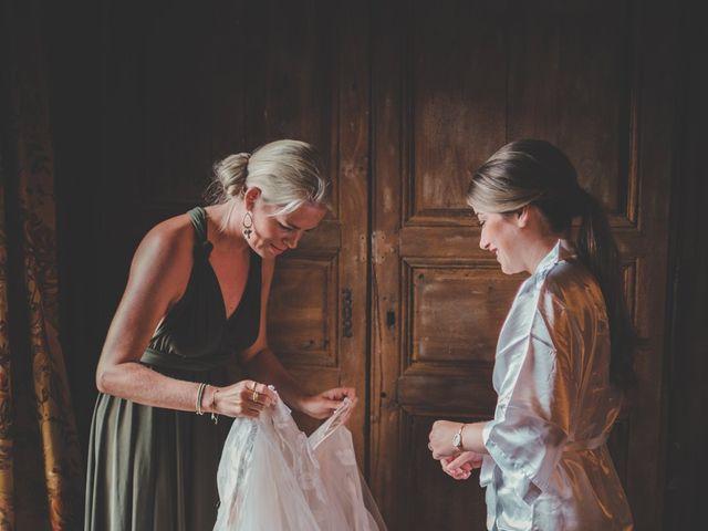 Le mariage de Ned et Laïla à Perreux, Loire 15