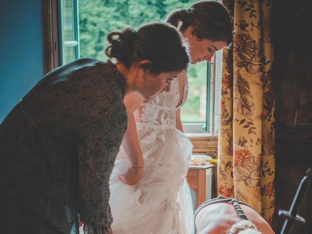 Le mariage de Ned et Laïla à Perreux, Loire 19