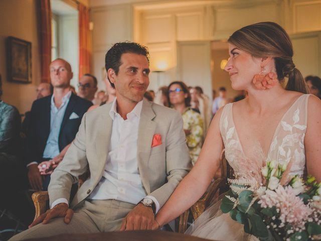 Le mariage de Ned et Laïla à Perreux, Loire 47