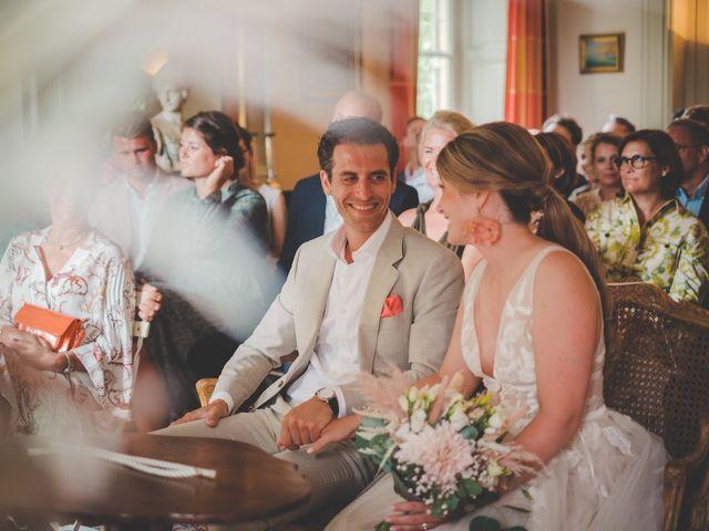 Le mariage de Ned et Laïla à Perreux, Loire 56