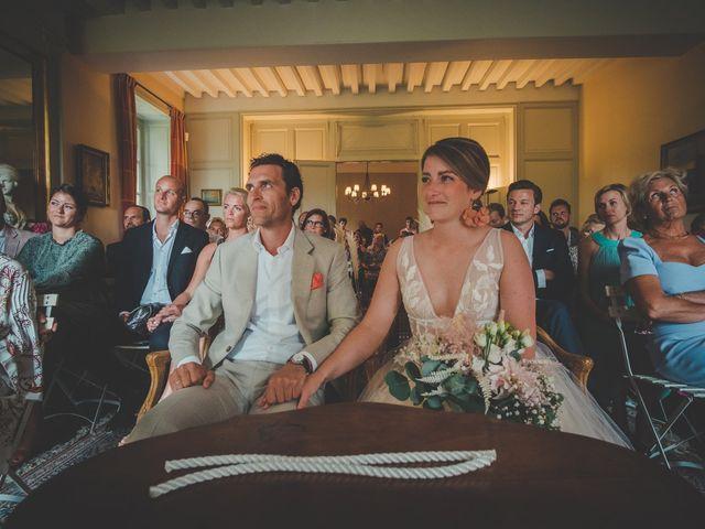 Le mariage de Ned et Laïla à Perreux, Loire 57
