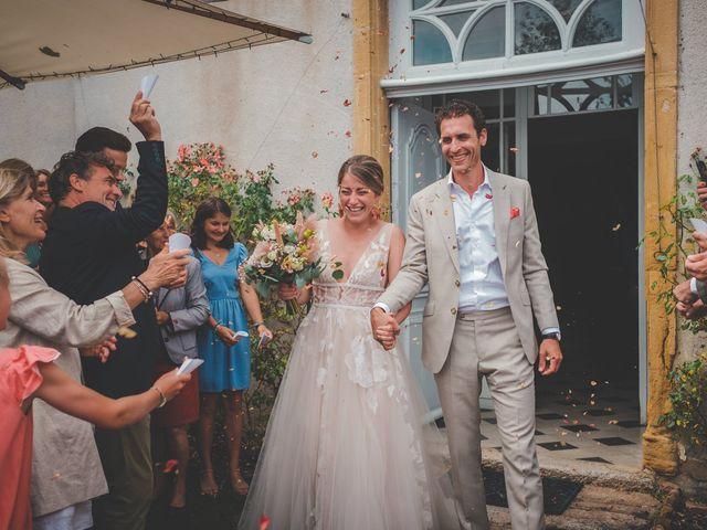Le mariage de Ned et Laïla à Perreux, Loire 68