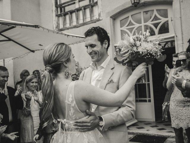 Le mariage de Ned et Laïla à Perreux, Loire 69