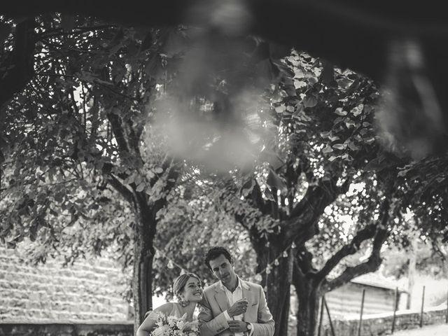 Le mariage de Ned et Laïla à Perreux, Loire 75