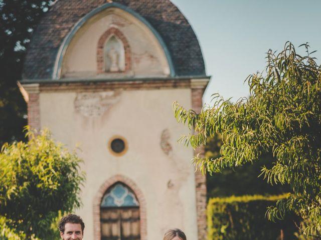 Le mariage de Ned et Laïla à Perreux, Loire 98