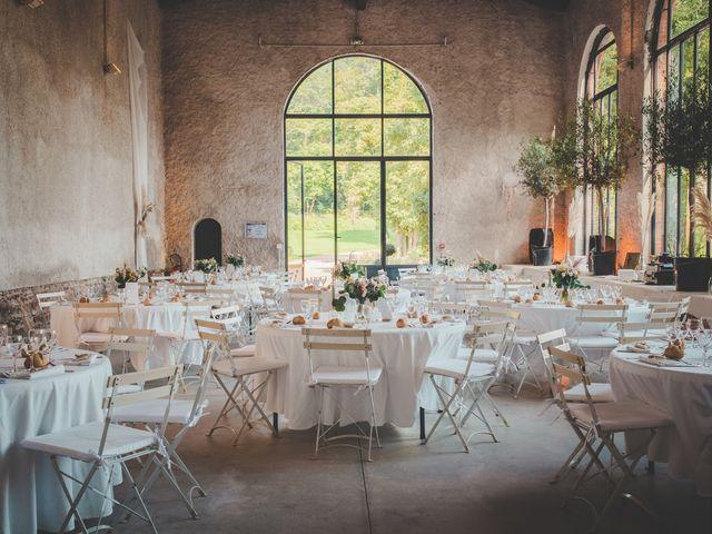 Le mariage de Ned et Laïla à Perreux, Loire 100