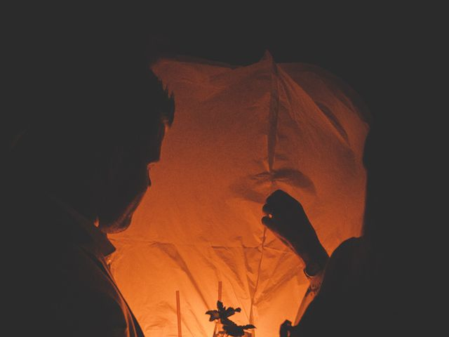 Le mariage de Ned et Laïla à Perreux, Loire 133