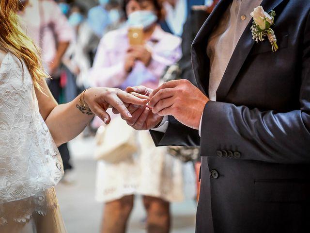 Le mariage de Anthony et Alexandra à Saint-Maurice-la-Clouère, Vienne 63