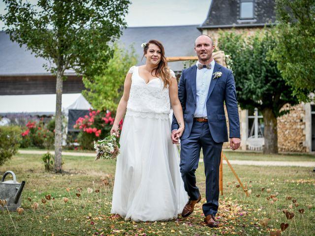 Le mariage de Anthony et Alexandra à Saint-Maurice-la-Clouère, Vienne 67