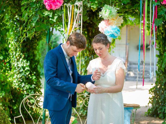 Le mariage de Michaël et Hélène à Polliat, Ain 13