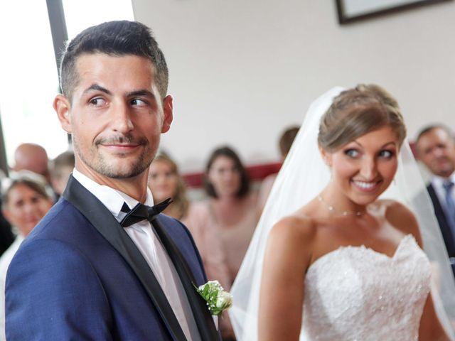 Le mariage de GUILLAUME et FANNY à Saint-Laurent-Médoc, Gironde 8