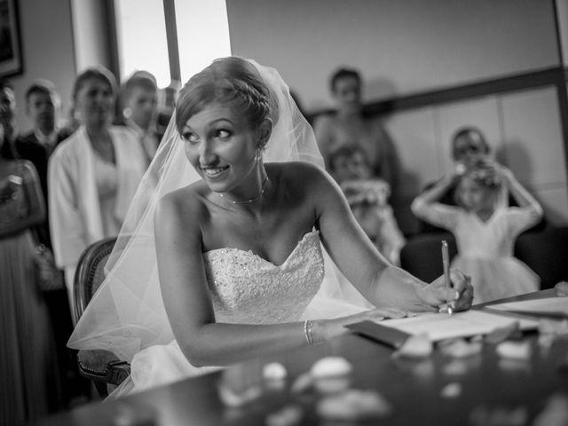 Le mariage de GUILLAUME et FANNY à Saint-Laurent-Médoc, Gironde 9