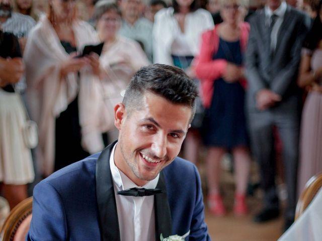 Le mariage de GUILLAUME et FANNY à Saint-Laurent-Médoc, Gironde 10