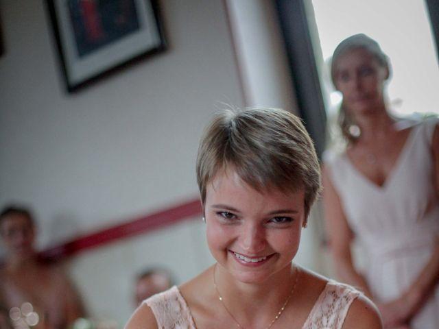 Le mariage de GUILLAUME et FANNY à Saint-Laurent-Médoc, Gironde 11
