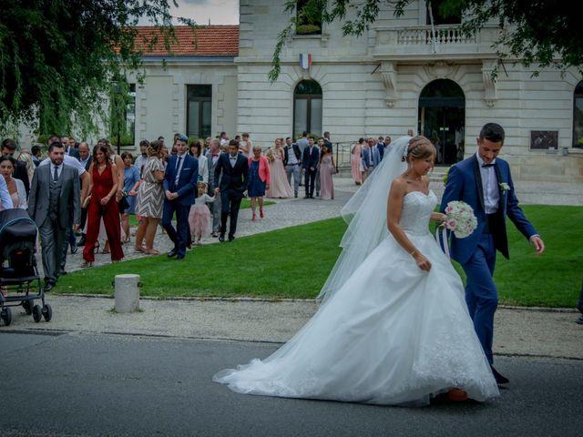Le mariage de GUILLAUME et FANNY à Saint-Laurent-Médoc, Gironde 13