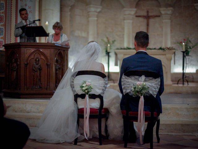 Le mariage de GUILLAUME et FANNY à Saint-Laurent-Médoc, Gironde 14
