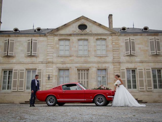 Le mariage de GUILLAUME et FANNY à Saint-Laurent-Médoc, Gironde 17