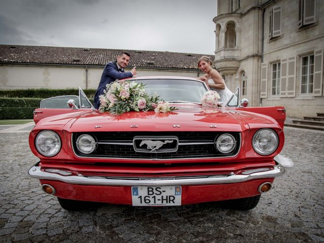 Le mariage de GUILLAUME et FANNY à Saint-Laurent-Médoc, Gironde 18