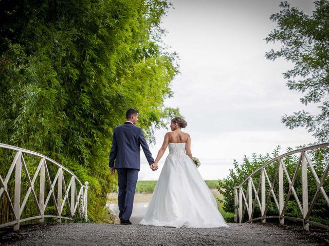 Le mariage de GUILLAUME et FANNY à Saint-Laurent-Médoc, Gironde 19