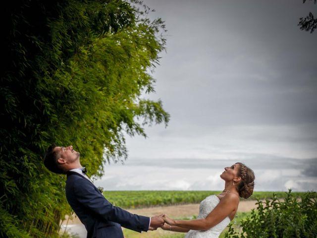Le mariage de GUILLAUME et FANNY à Saint-Laurent-Médoc, Gironde 20