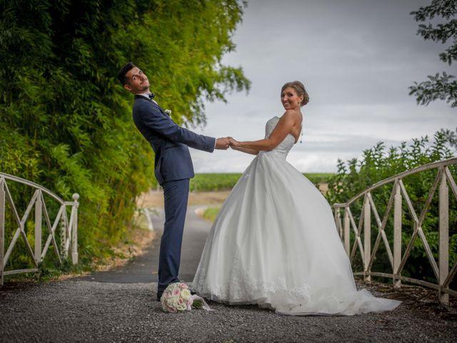 Le mariage de GUILLAUME et FANNY à Saint-Laurent-Médoc, Gironde 21