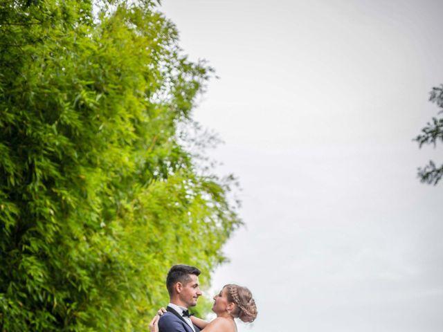 Le mariage de GUILLAUME et FANNY à Saint-Laurent-Médoc, Gironde 22