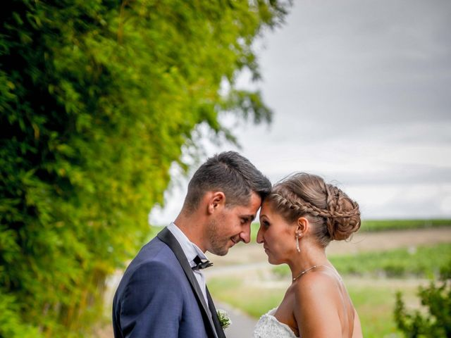 Le mariage de GUILLAUME et FANNY à Saint-Laurent-Médoc, Gironde 24