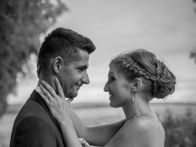 Le mariage de GUILLAUME et FANNY à Saint-Laurent-Médoc, Gironde 25