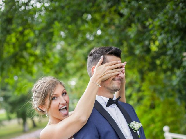 Le mariage de GUILLAUME et FANNY à Saint-Laurent-Médoc, Gironde 26