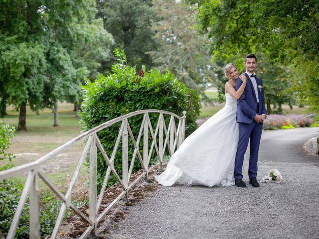 Le mariage de GUILLAUME et FANNY à Saint-Laurent-Médoc, Gironde 27