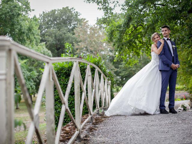 Le mariage de GUILLAUME et FANNY à Saint-Laurent-Médoc, Gironde 28