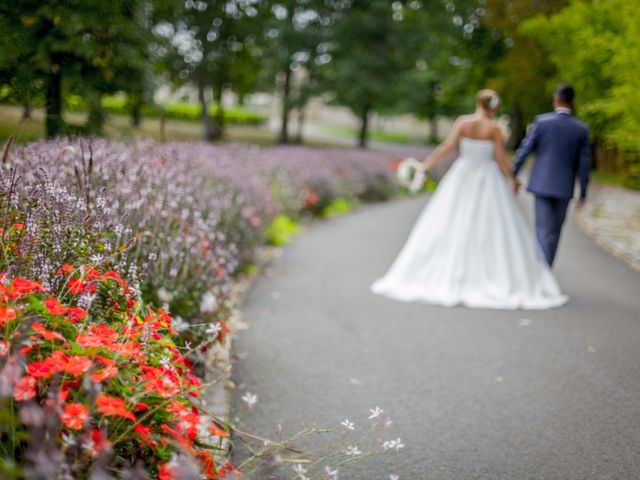 Le mariage de GUILLAUME et FANNY à Saint-Laurent-Médoc, Gironde 29