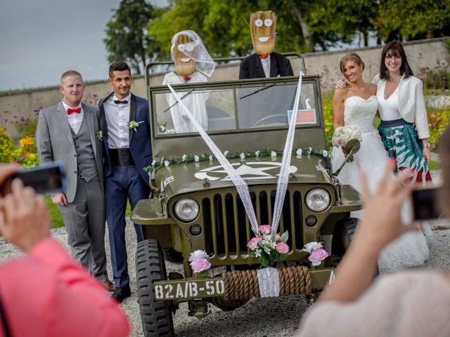 Le mariage de GUILLAUME et FANNY à Saint-Laurent-Médoc, Gironde 31