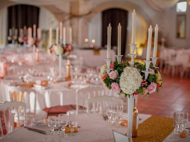 Le mariage de GUILLAUME et FANNY à Saint-Laurent-Médoc, Gironde 33
