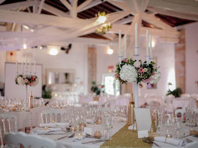 Le mariage de GUILLAUME et FANNY à Saint-Laurent-Médoc, Gironde 34