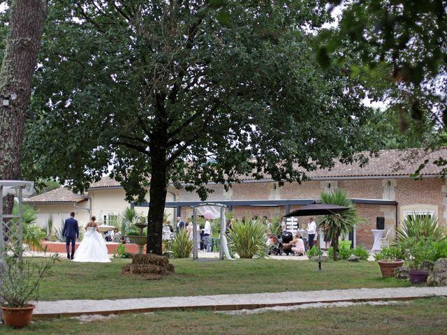 Le mariage de GUILLAUME et FANNY à Saint-Laurent-Médoc, Gironde 44