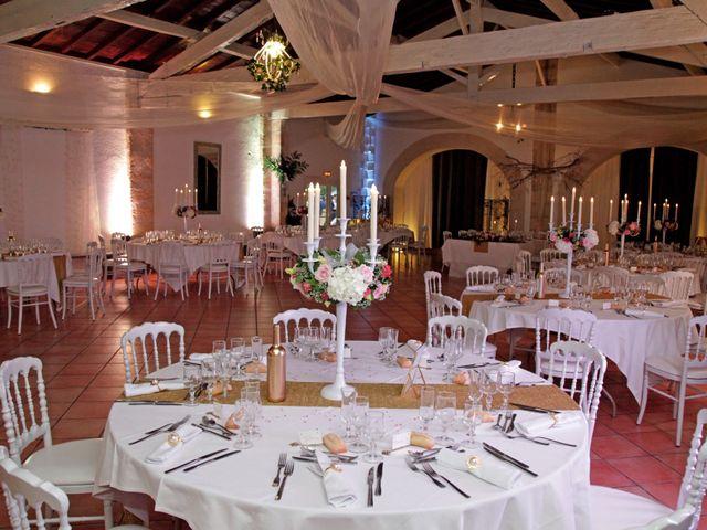 Le mariage de GUILLAUME et FANNY à Saint-Laurent-Médoc, Gironde 45