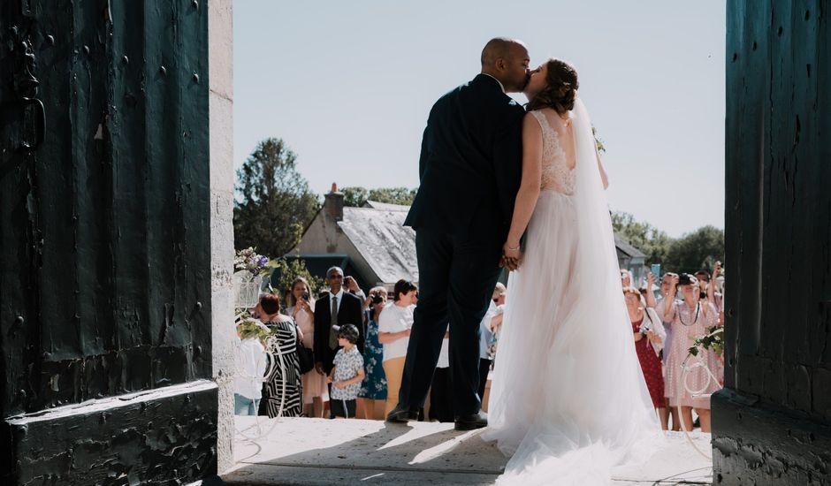 Le mariage de Christophe et Chloé à Saint-Ambroix, Cher