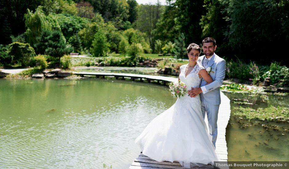 Le mariage de Loïc et Mélodie à Granges-le-Bourg, Haute-Saône