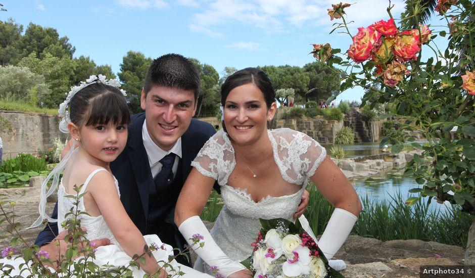 Le mariage de Jeremy et Sarah à Bessan, Hérault