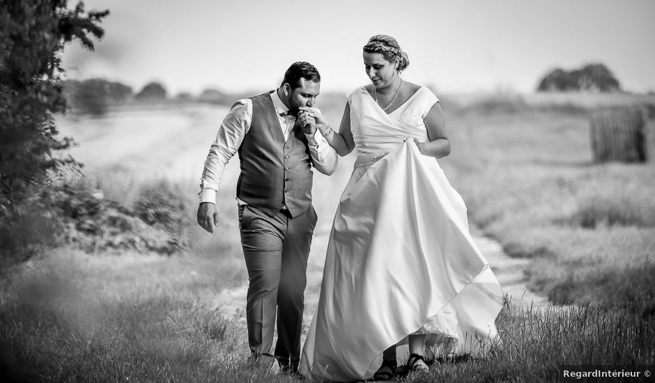 Le mariage de Omar et Lorane à Jaunay-Clan, Vienne